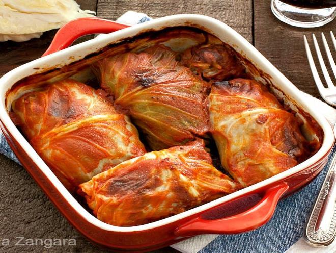 Cabbage Rolls - foodonomy